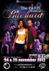 flyer paris Bachata Festival