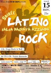 ACT3 salsa bachata kizomba rock 'n' roll + stage de ROCK